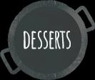 Our Dessert Menu