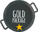 package icon gold