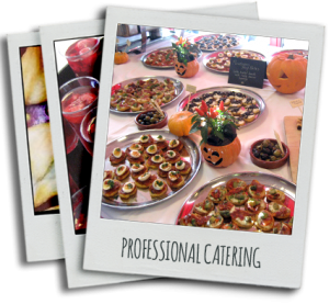 Halloween Party Catering