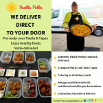 local Paella and Tapas Delivery near me